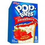 Kellogg's Pop-Tarts Frosted Strawberry 8er