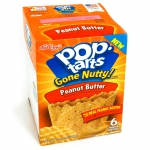Kellogg's Pop-Tarts Gone Nutty! Peanut Butter