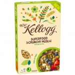 Kellogg's Superfood Crunchy Müsli Sultana & Chia