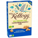Kellogg Bio Wholegrain Wheats Pure 450g