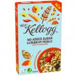 Kellogg No Added Sugar Crunchy Müsli Apricot & Pumpkin Seeds