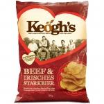 Keogh's Beef & Irisches Starkbier