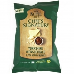 Kettle Chips Chef's Signature Yorkshire Wensleydale & Cox Apple Chutney 150g