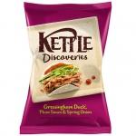 Kettle Discoveries Gressingham Duck, Plum Sauce & Spring Onion