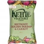 Kettle Vegetable Chips Beetroot, Golden Parsnip & Carrot 40g
