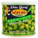 Khao Shong Wasabi Coated Peanuts