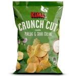 KiMs Crunch Cut Purløg & Sour Cream 165g