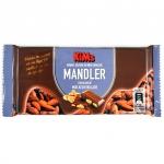 KiMs Milchschokolade Mandler