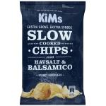 KiMs Slow Cooked Chips med Havsalt & Balsamico