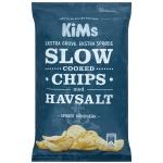 KiMs Slow Cooked Chips med Havsalt