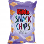 KiMs Snack Chips Chicken 165g