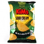 KiMs Sour Cream & Onion 175g