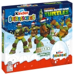 "kinder Überraschung Adventskalender ""Turtles"""