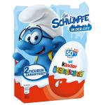 """kinder Überraschung Classic-Ei """"Die Schlümpfe"""" 4er"""