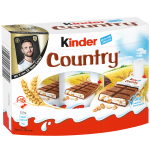 kinder Country 15er Big Pack