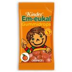 Kinder Em-eukal Gummidrops Orange 75g