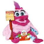 """kinder Joy Handpuppe """"Nestbesetzer"""" pink"""