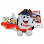 kinder Chocolate Kinderino Plush Aviator