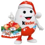 kinder Mix Kinderino Lustige Spardose Weihnachten 131g