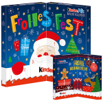kinder Mix Tisch Adventskalender