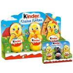 """kinder Schokolade """"Kleine Küken"""" 3x15g"""