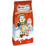 kinder Schokolade Lustige Weihnachtstaler 102g