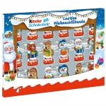 kinder Schokolade Lustige Weihnachtsbande 153g