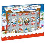 kinder Schokolade Lustige Weihnachtstaler 153g