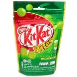 KitKat Bites Green Tea