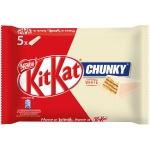 KitKat Chunky White 5er Multipack