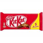 KitKat Classic 5er + 1 gratis 249g