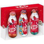 KitKat Mini Weihnachtsmänner 3x20g