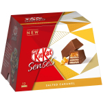 KitKat Senses Salted Caramel Box 12er