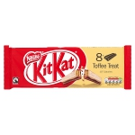 KitKat Toffee Treat 8x2er