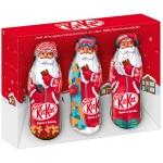 KitKat Weihnachtsmann 4er-Set