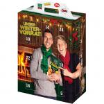 """Knabber Adventskalender """"funny-frisch & Co."""" Bastian Schweinsteiger"""