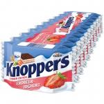 Knoppers Sommer-Edition Erdbeer-Joghurt 10er Multipack
