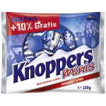 Knoppers Minis + 10% gratis