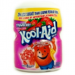 Kool-Aid Strawberry Barrel
