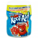 Kool-Aid Tropical Punch Barrel