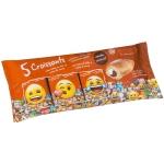 """Kuchenmeister Croissants """"emoji"""" 5er"""