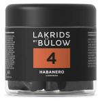 Lakrids by Bülow 4 Habanero Liquorice 150g