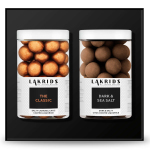 Lakrids by Johan Bülow - Geschenkbox Classic & Black Snowball 500g