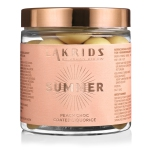 Lakrids by Johan Bülow Summer Peach Choc Coated Liquorice