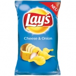 Lay's Cheese & Onion