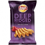 Lay's Deep Ridged Sweet Chilli
