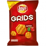 Lay's Grids Paprika