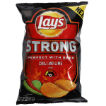 Lay's Strong Chili and Lime 125g
