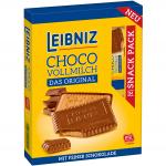 Leibniz Choco Vollmilch Snack Pack