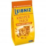 Leibniz Knusper Snack Karamellisierte Erdnüsse